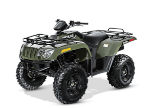 ARCTIC CAT 500 2017