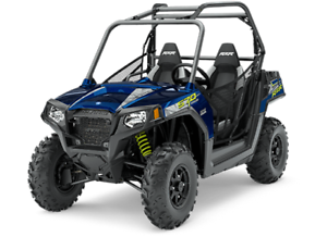 2018 POLARIS RZR 570 EPS - NAVY BLUE