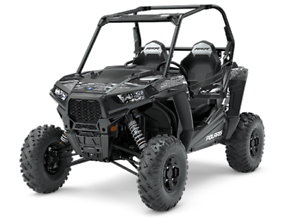 POLARIS RZR S 900 EPS 2018 (RETOUR DE LOCATION)