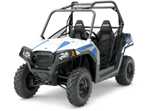 2018 POLARIS RZR 570 - WHITE LIGHTNING