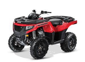 17 ARCTIC CAT ALTERRA 700 RED LAST ONE BLOW OUT!
