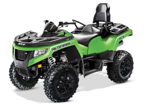 FREE TRAILER 2017 Arctic Cat Alterra 700 TRV ONLY $46 p/w OAC