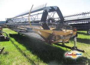 2003 Honey Bee SP36 Header - w/SKD, Transport, for Lexion 400s