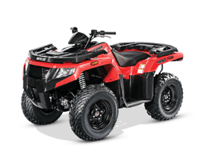 ARCTIC CAT ALTERRA 400 2017