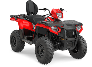 SPORTSMAN® TOURING 570 - INDY RED EN SPECIAL!!