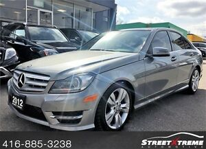 2012 Mercedes-Benz C300 !!FULLY LOADED AWD & CLEAN CARPROOF!!!