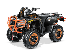 FREE TRAILER 2017 Arctic Cat Mud Pro Ltd ONLY $48 p/w OAC