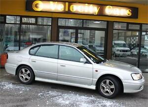 1999 Subaru Legacy RSB 76 KMs Auto - FINANCING AVAILABLE