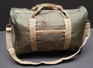 New nylon 17-inch (43-cm) carry-on satchel, tote, duffle bag