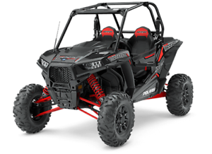 POLARIS XP 1000 RIDE COMMANDE 2018 (RETOUR DE LOCATION)