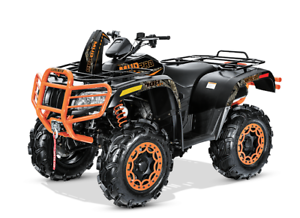 207 ARCTIC CAT MUD PRO 700 LIMITED EPS