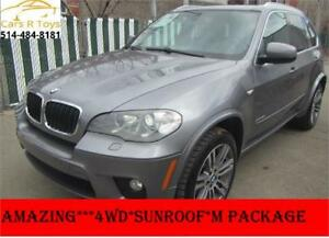 2012 BMW X5 ***M Package***AWD**FINANCEMENT MAISON $69 SEMAINE
