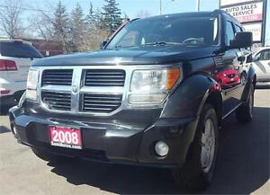 2008 Dodge Nitro SE 2 years warranty