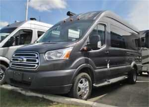 2018 CROSSFIT 22D VAN CONVERSION BY COACHMEN
