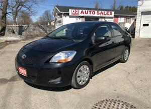 2009 Toyota Yaris Certified/Automatic/All Power Options/GasSaver