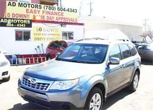 """""""NO ACCIDENT""""  2013 SUBARU FORESTER X TOURING AWD AUTO LOAD"""