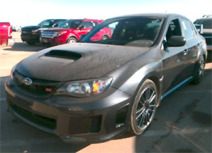 2011 Subaru Impreza WRX STI Manual, Spoiler, Great Value !!