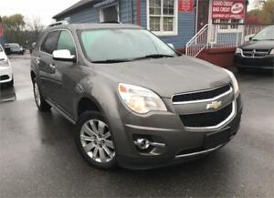 2010 Chevrolet Equinox 2LT| LEATHER|SUNROOF|BACKUP CAMERA LOADED