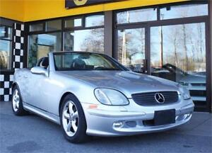 2000 Mercedes-Benz SLK320 V6 Convertible 97K's SPECIAL OFFER!!!