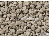 10 mm limestone chippings
