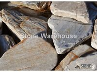 Natural Paddlestones For Sale - Can be used in paving and many other options