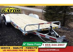 2019 Maxi-Roule PLATEFORME VOITURE 82X16 (14+2) 7 000 LBS GALVAN