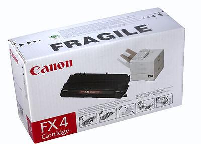 2PK GENUINE Canon FX4 FX-4 Toner LaserCLASS 800 900 920 8500 9000 9500 9800 FAX