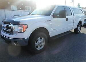 FORD F-150 XLT ECOBOOST 2013 ( BLUETOOTH, CRUISE CONTROL )