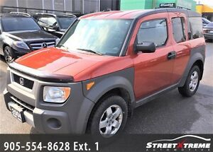2004 Honda Element w/Y Pkg|AIR CONDITION|BLUETOOTH|PWR LOCKS