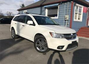 2012 Dodge Journey R/T AWD 7 PASSANGER|LEATHER|ROOF| LOADED