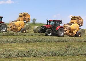 VERMEER 604 PRO  & 605 PROB SILAGE AND DRY NET WRAP BALER