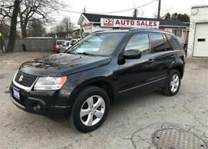 2010 Suzuki Grand Vitara JLX/Certified/Automatic/4x4/Sunroof