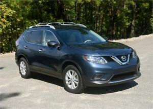 2016 Nissan Rogue SV-AWD-PANO ROOF-ONLY 58KM