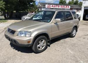 2001 Honda CR-V Automatic/Good KM for the Year/AS IS SPECIAL