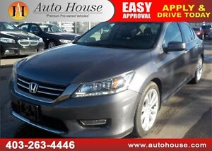 2013 HONDA ACCORD TOURING LEATHER NAVIGATION BACKUP CAMERA