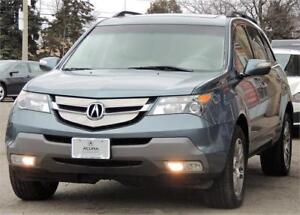 2007 Acura MDX Technology Package,  SH-AWD, Navigation,