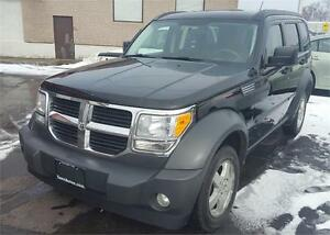 2007 Dodge Nitro SE 2 YRS WAR