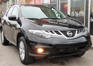 2012 Nissan Murano SL/\LEATHER/\SUNROOF/\AWD/\BACK UP CAMERA