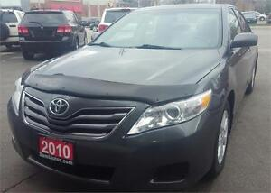 2010 Toyota Camry LE LEATHER BLUETOOTH SUN ROOF