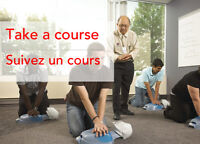 First Aid and CPR Courses with St. John Ambulance