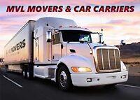 Long distance movers Toronto to/from Alberta, USA, Florida.
