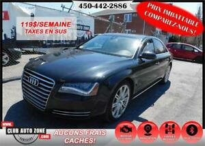 AUDI A8 QUATTRO 2014 3.0T (AUTOMATIQUE BLUETOOTH NAVIGATION)