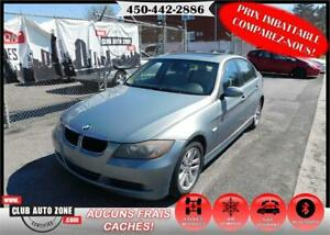 BMW 328xi 2007 AWD (AUTOMATIQUE BLUETOOTH TOIT OUVRANT)