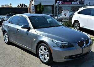 2010 BMW 5 Series 528i xDrive AWD Leather Bluetooth