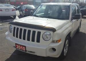 2010 Jeep Patriot Sport 2YRS WARRANTY