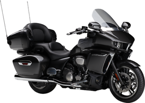 2018 YAMAHA - STAR VENTURE TC MOTOCYCLE