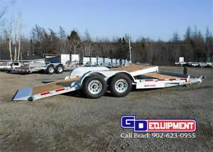 Dump Trailers, Car haulers, Equipment trailers, Deck trailers