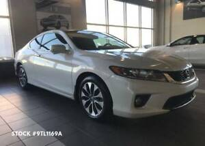 2013 Honda Accord EX-L-NAVI (CVT), Backup Camera, Bluetooth, Lea