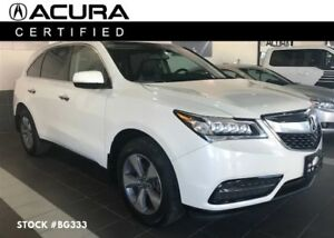 2014 Acura MDX AWD, Backup Camera, Bluetooth, 3rd Row Seats,