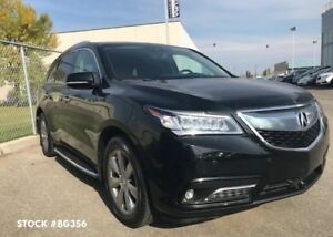 2016 Acura MDX Elite | Navigation | Bluetooth | AWD